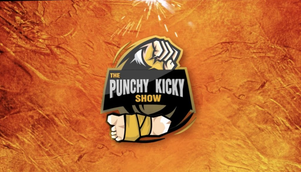 Ruckus PunchyKicky Show
