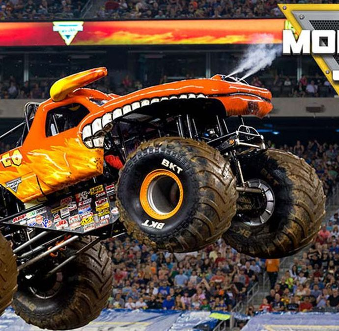 Ruckus Monster Jam