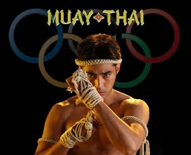 Ruckus Muaythai Olympics